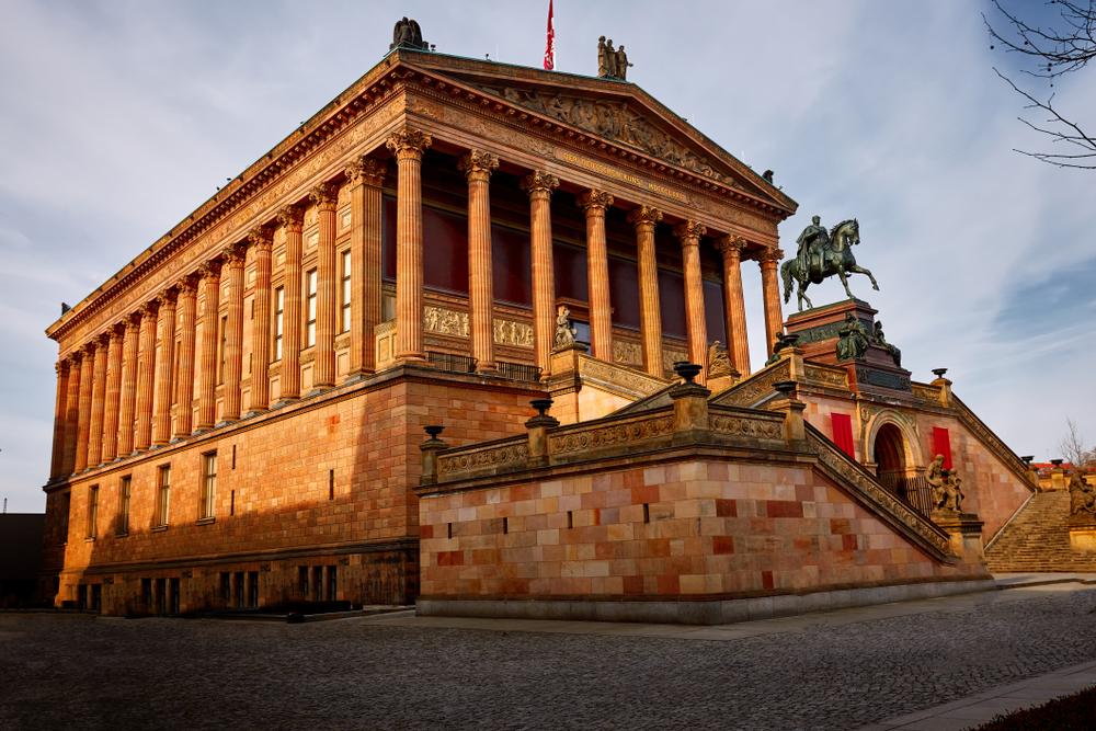 Пергамский музей в Берлине пострадал от вандализма