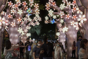 В Сингапуре на людных мероприятиях экспресс-тесты станут обязательными