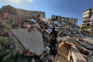 В Греции и Турции произошло сильнейшее землетрясение