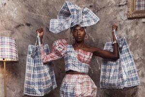 Как сумка челночников стала символом Ганы