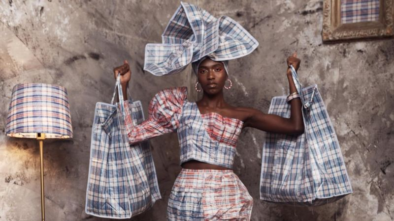 Как сумка челночников стала символом Ганы.Вокруг Света. Украина