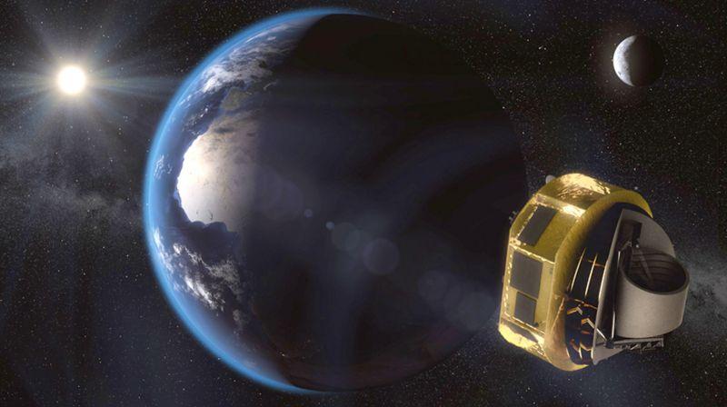 Новый космический телескоп ESA изучит атмосферы экзопланет