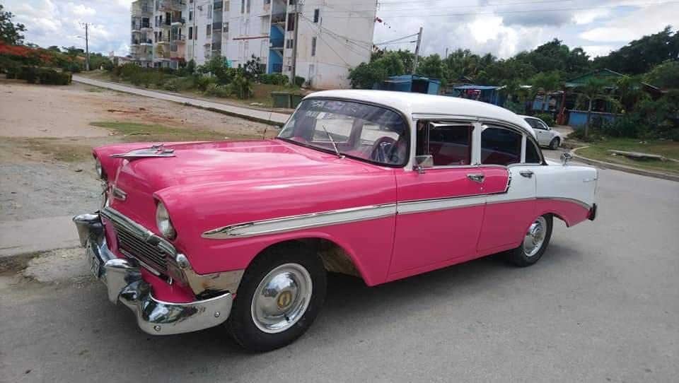 Куба автомобиль фото