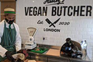 В Британии открыли первую мясную лавку для веганов