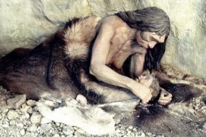 Найдено сходство в развитии детей неандертальцев и современных людей
