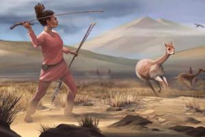 В Перу нашли могилу доисторической охотницы, погребенной с оружием