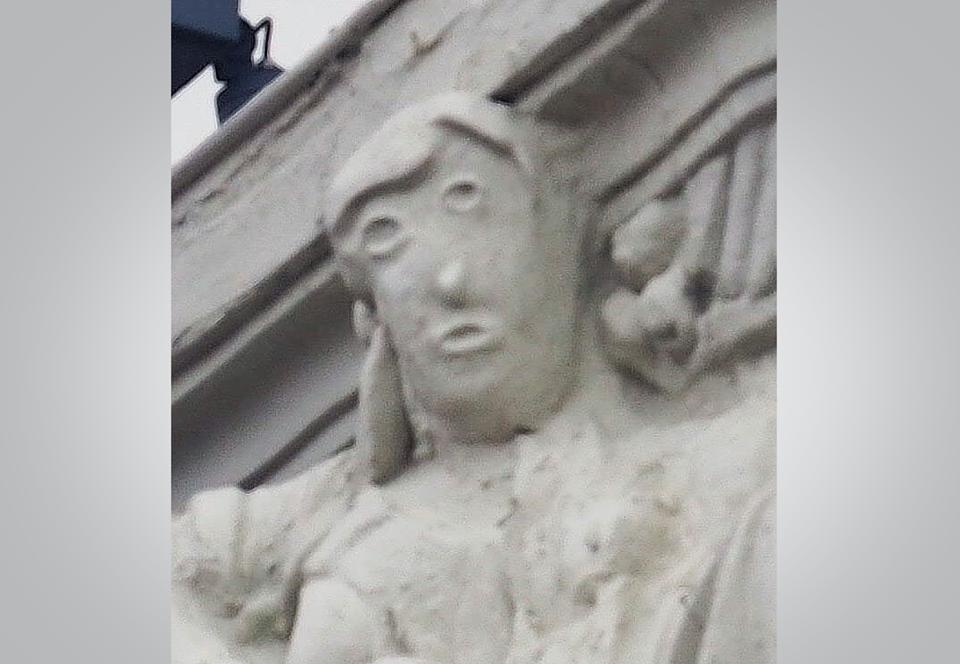 В Испании реставратор до неузнаваемости изуродовал голову пастушки.Вокруг Света. Украина