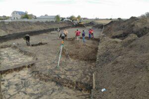 Под Полтавой археологи нашли средневековые коньки