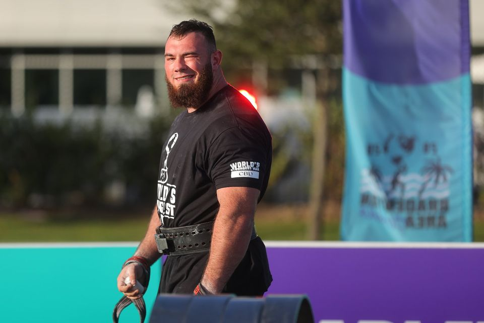Украинец Алексей Новиков назван сильнейшим человеком планеты.Вокруг Света. Украина