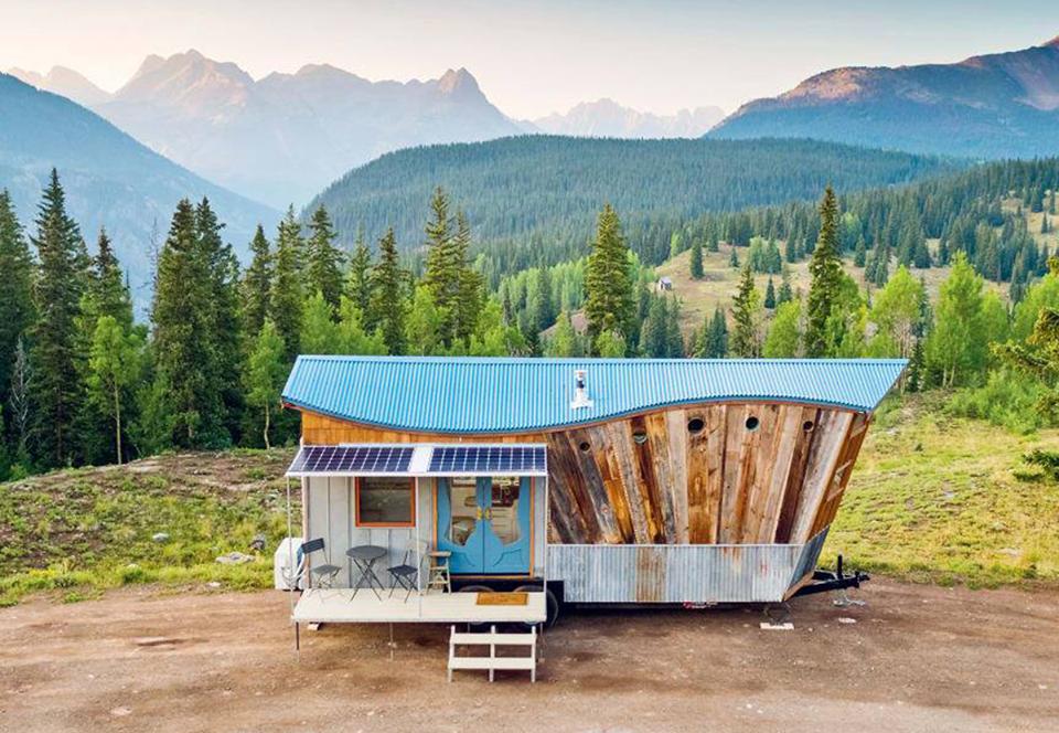 Топ-8 самых удивительных мини-домов в мире