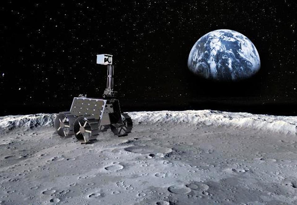 ОАЭ отправят на Луну миниатюрный вездеход