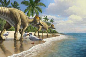 В Африке нашли кости динозавра, которого там не могло быть