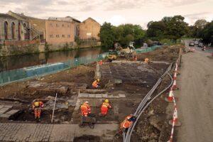В Британии раскопали одну из первых викторианских общественных бань