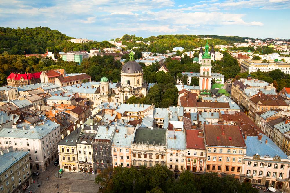 Куда поехать из Львова на один-два дня?