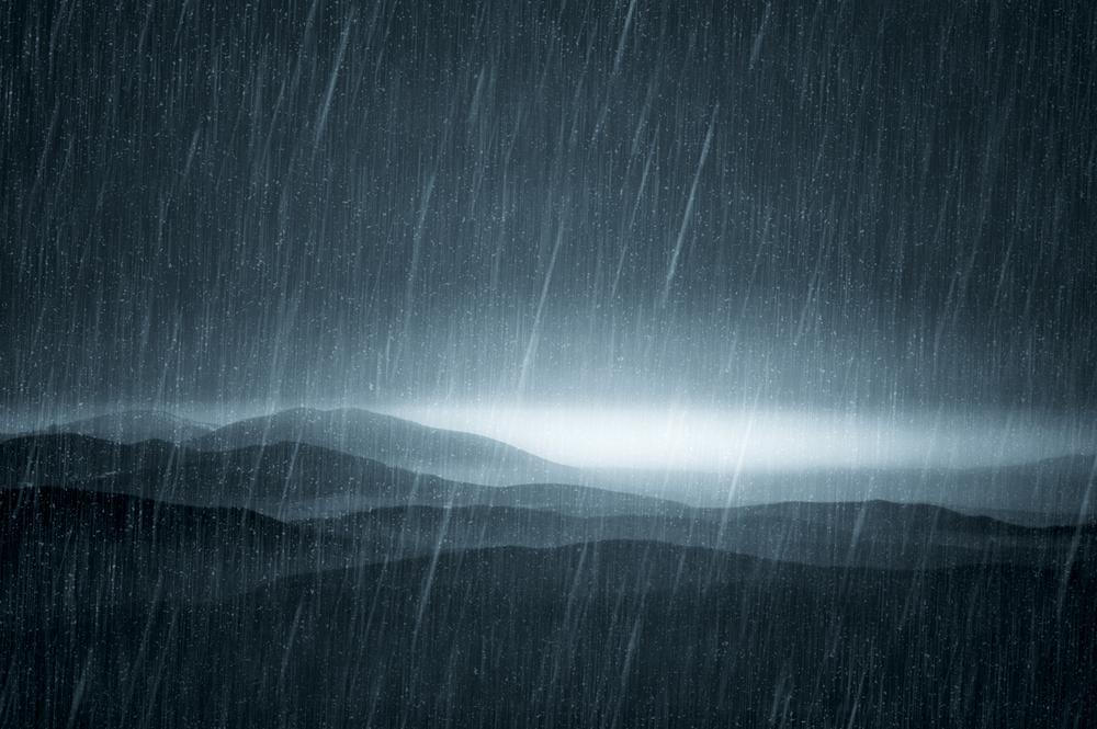 Однажды на Земле миллион лет непрерывно шел дождь.Вокруг Света. Украина