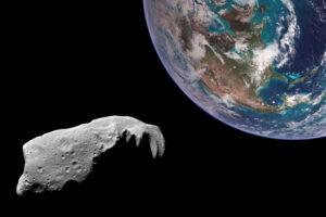 Астероид приблизился к Земле на рекордно малое расстояние