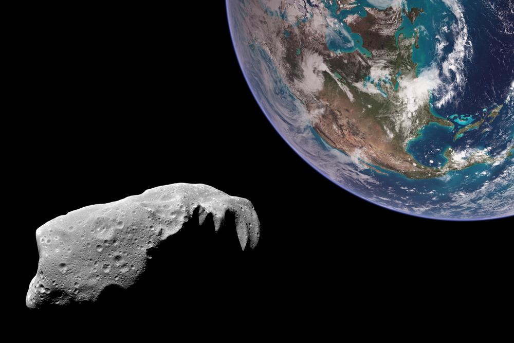 Астероид приблизился к Земле на рекордно малое расстояние.Вокруг Света. Украина