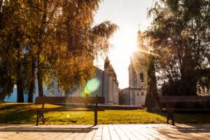 Октябрь в Киеве оказался самым теплым за 140 лет