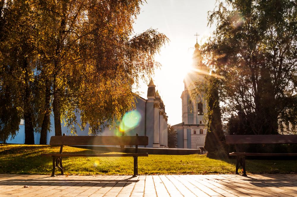 Октябрь в Киеве оказался самым теплым за 140 лет.Вокруг Света. Украина