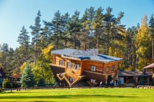 Сумасшедший дом: 7 очень странных архитектурных сооружений