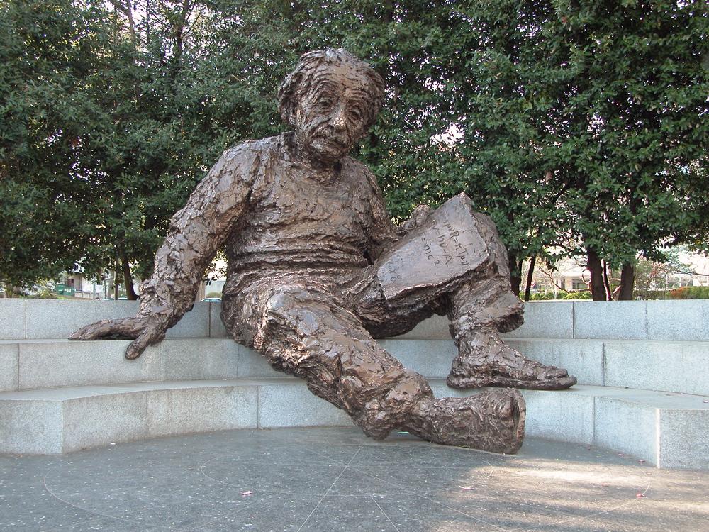 Альберт Эйнштейн: гений с рождения или нет.Вокруг Света. Украина