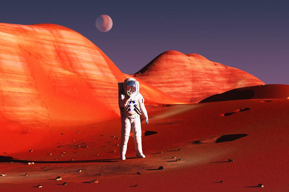 Психологи назвали главные качества покорителя Марса