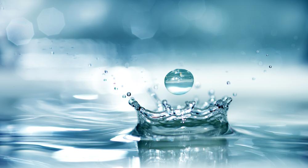 Вода имеет два жидких состояния