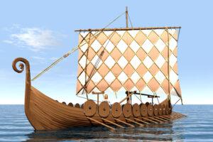 Норвежцы приступили к раскопкам погребального корабля викингов