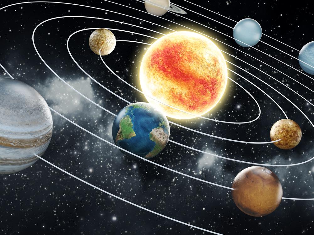 До середины ноября в небе будут видны все семь планет