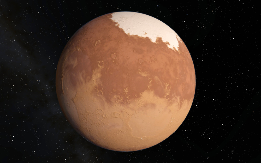 Марсоход нашел на Марсе признаки древнего наводнения