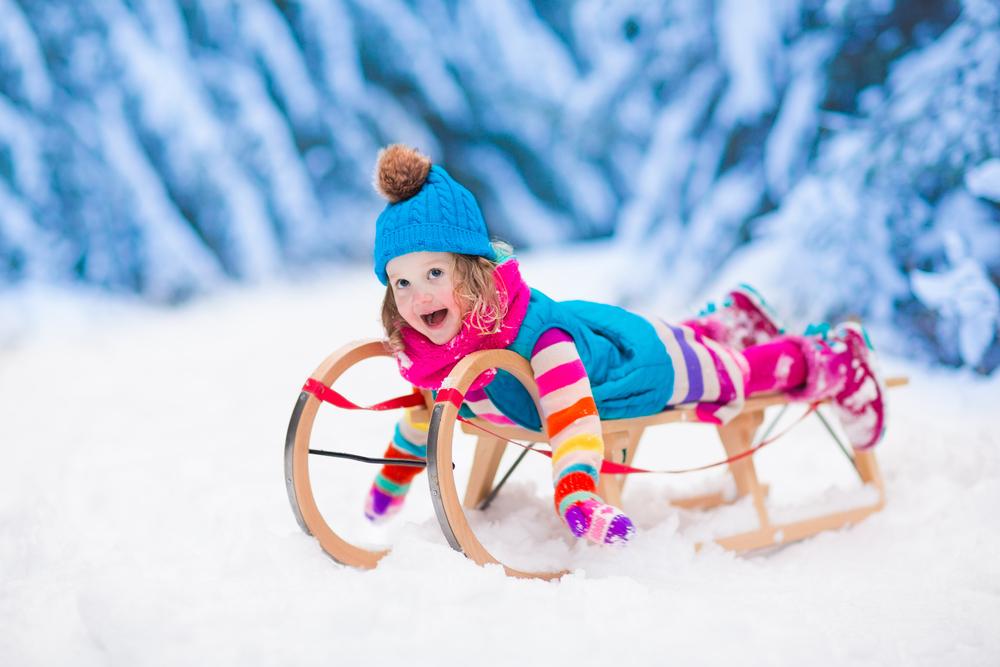 Активный отдых зимой: лучшие идеи для детей и взрослых