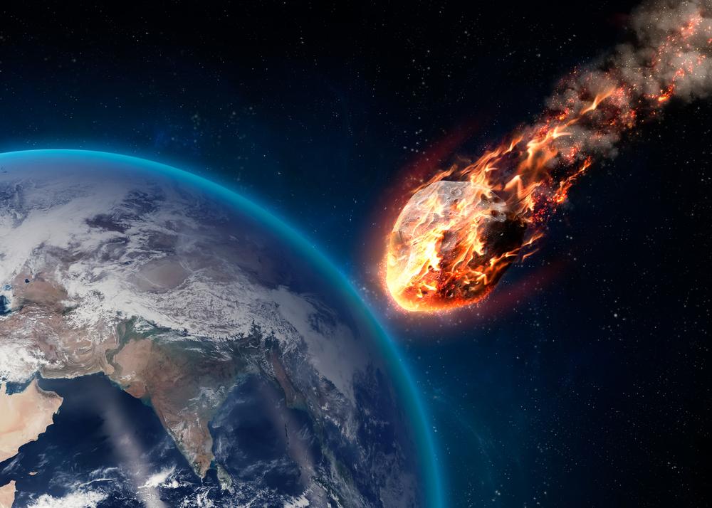 Астероид Апофис: астрономы уточнили вероятность столкновения с Землей.Вокруг Света. Украина