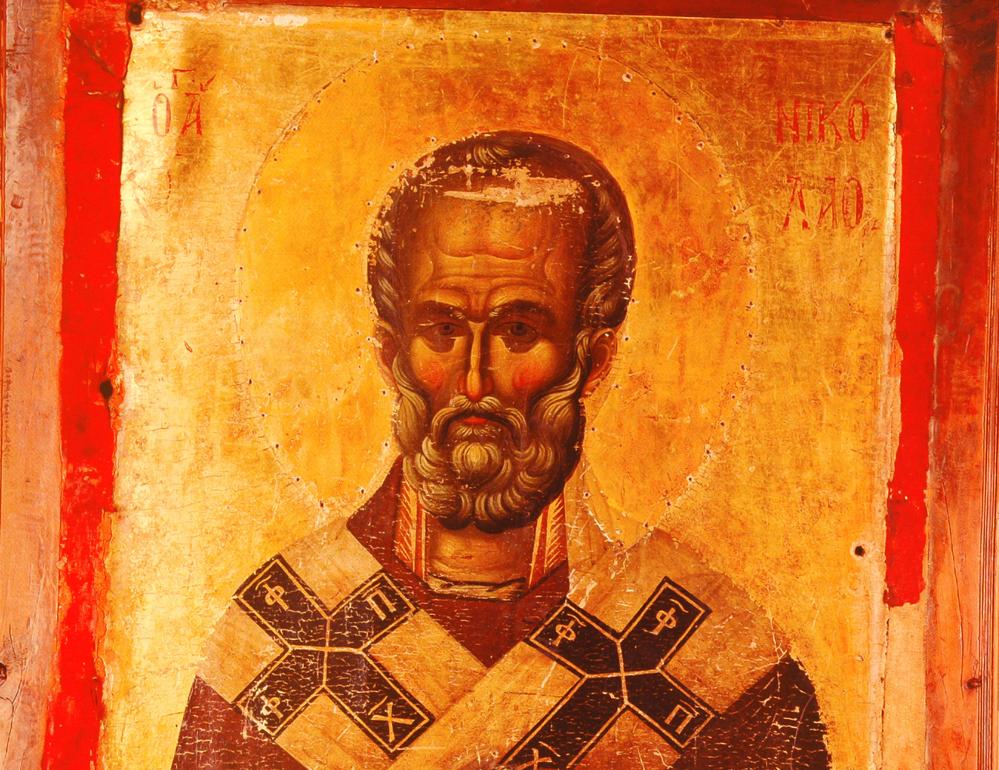 образ в иконе святого николая