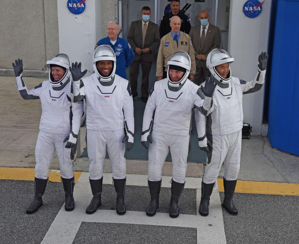 Crew Dragon SpaceX NASA