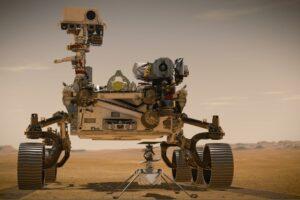 Что слышит марсоход на пути к Марсу