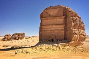 В Саудовской Аравии открыли для туристов древний город-побратим Петры