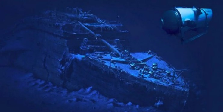 Погружение к Титанику станет самым дорогим туром в мире.Вокруг Света. Украина