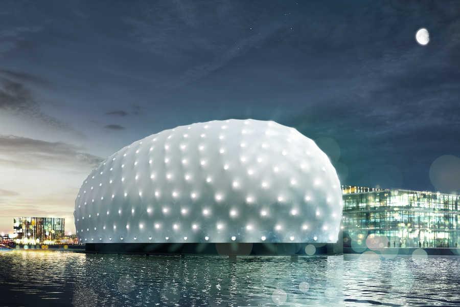 Амстердам музей затонувший корабль