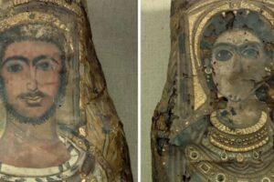 Египтологи раскрыли секреты редких мумий с помощью компьютерной томографии