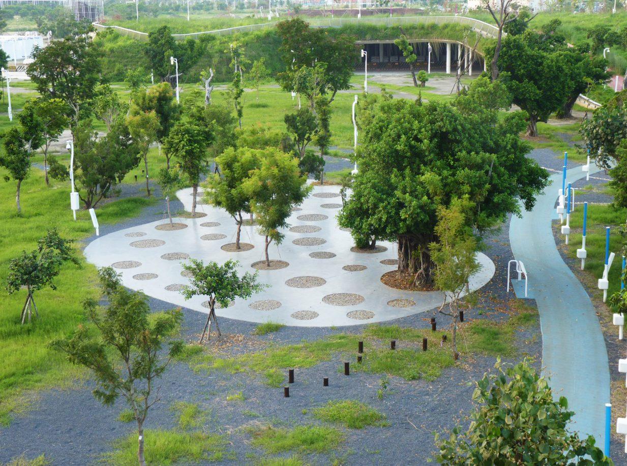 В Тайване создали высокотехнологичный парк: без комаров и с вентиляцией.Вокруг Света. Украина