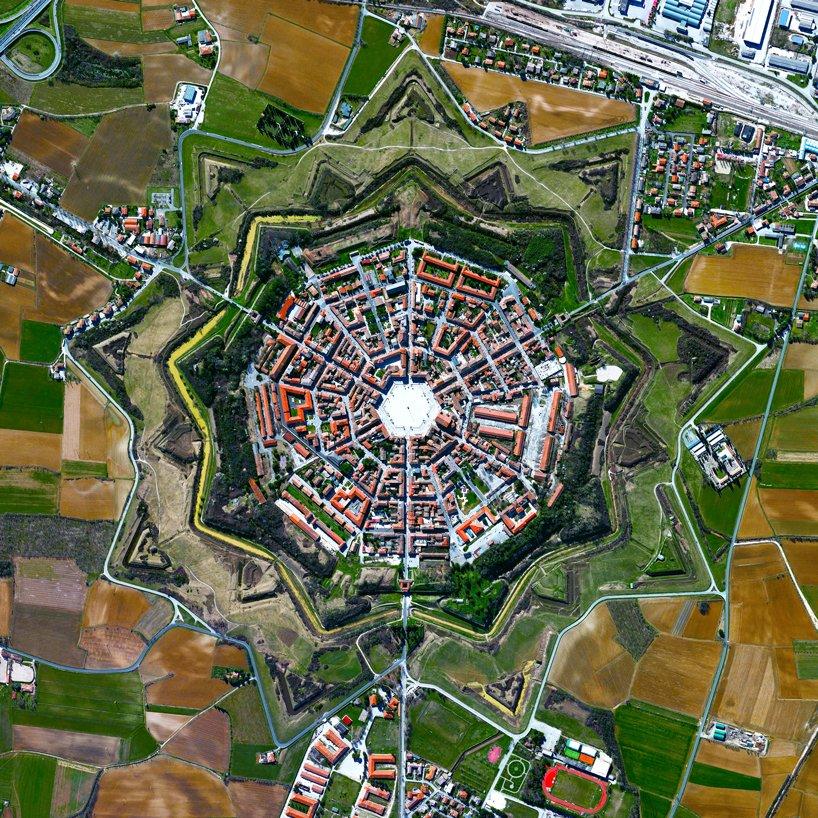 Объекты всемирного наследния ЮНЕСКО: вид с воздуха