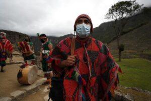 Мачу-Пикчу вновь открыли для туристов