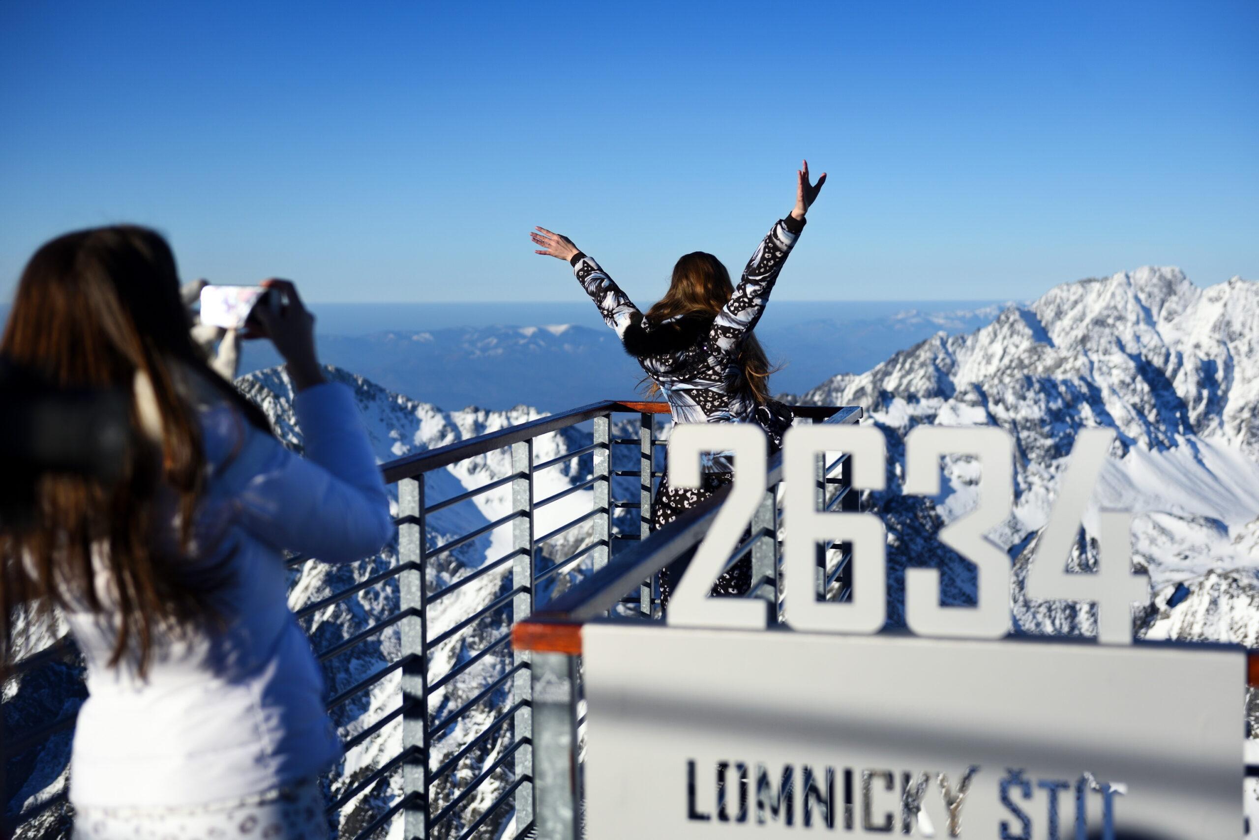 Высокие Татры: где кататься и чем заняться, если вы не лыжник