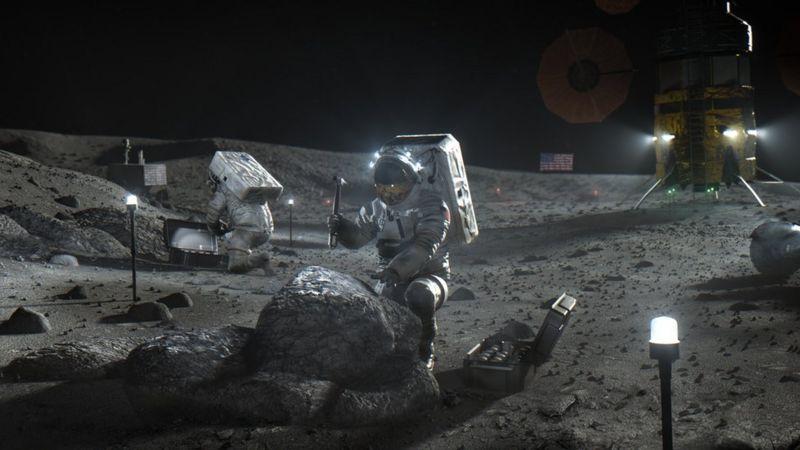 NASA выбрало 18 первых астронавтов для полетов на Луну