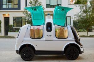 В Калифорнии рождественские подарки (и не только) будет доставлять робот