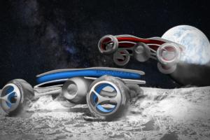 На Луне пройдут гонки радиоуправляемых машинок