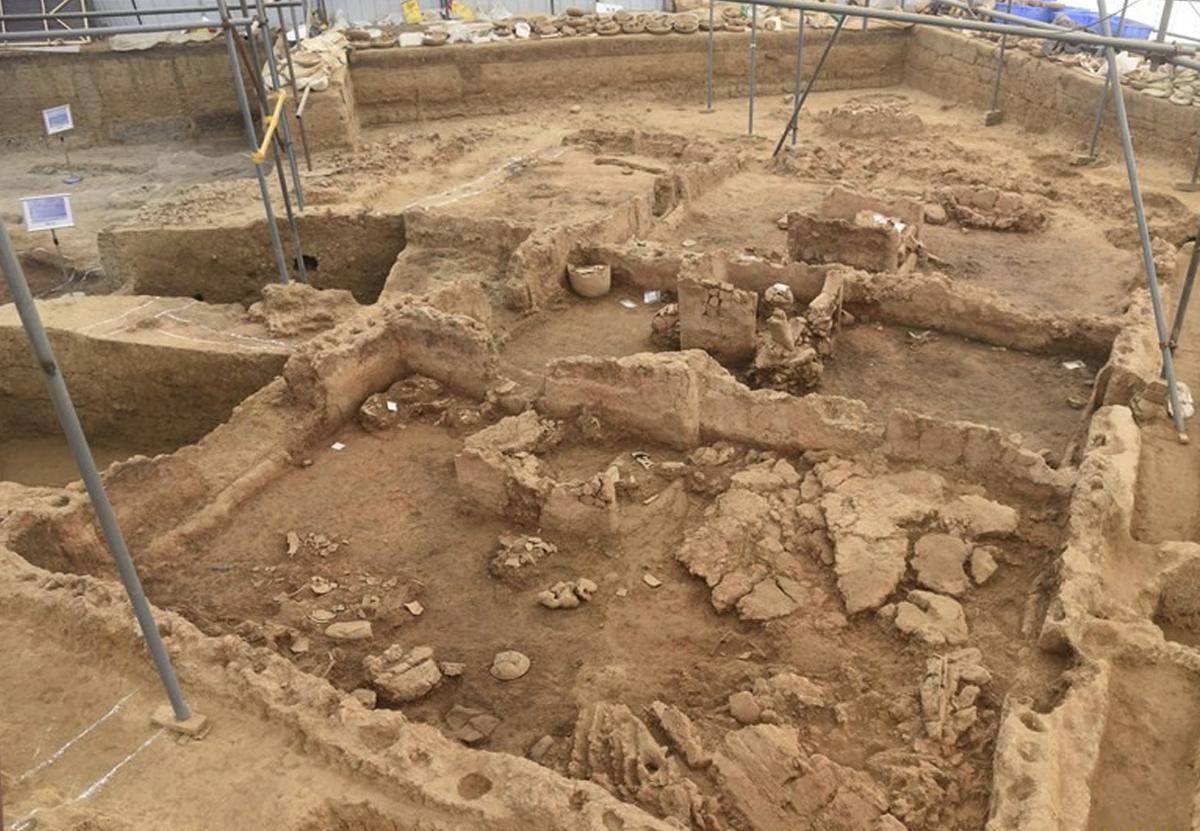 ВКитае раскопали древние мастерские пообработке нефрита.Вокруг Света. Украина