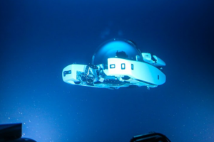 В США создали туристическую субмарину для погружений на 1000 м