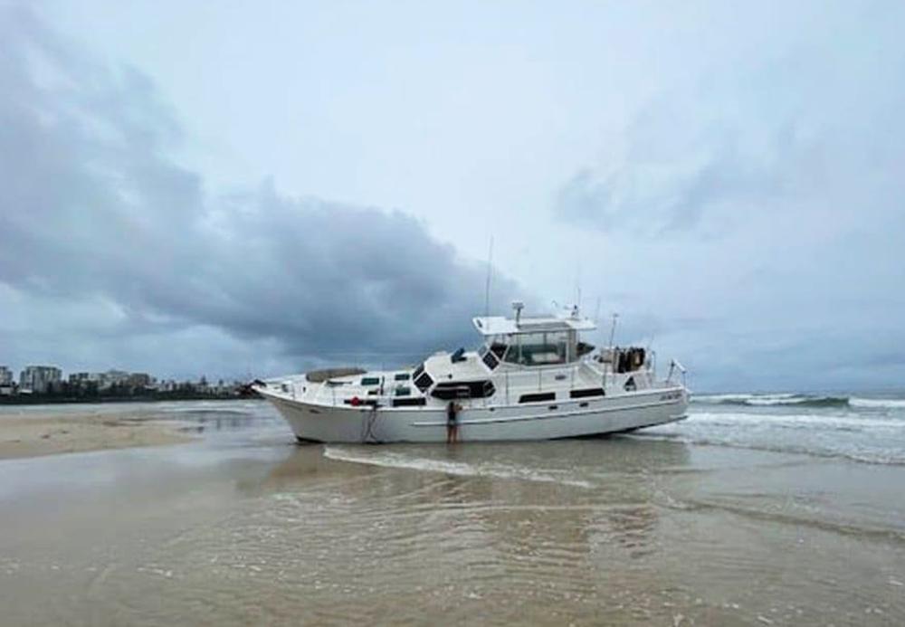 В Австралии яхтсмен выжил в открытом море благодаря якорному маяку.Вокруг Света. Украина