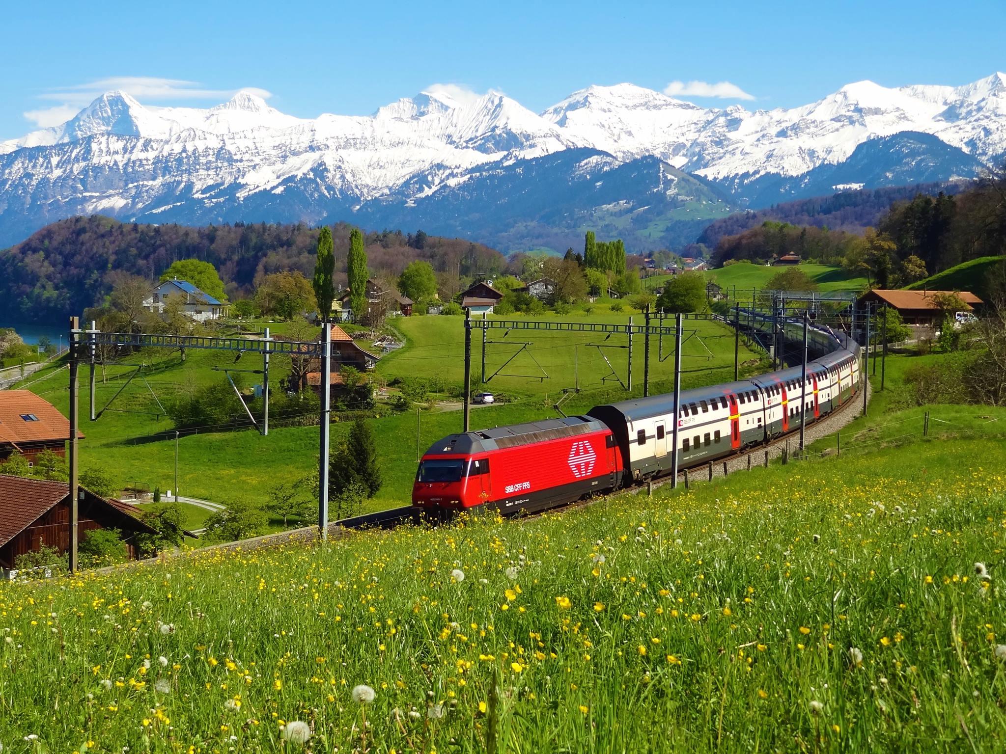 Европа возрождает сеть ночных поездов.Вокруг Света. Украина